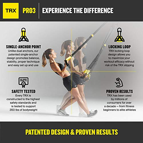 Zoom IMG-2 trx training pro 3 suspension