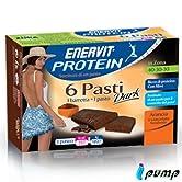 enerZONA bar protein Dark 6 pasti arancia cioccolato fondente - 51fUxc9qIrL. SS166