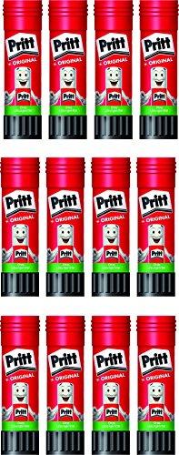 Klebestift Pritt WA11, 11g, 12er-Pack