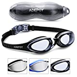Best Googles - AdePoy Swimming googles Swimming Goggles Anti Fog Crystal Review