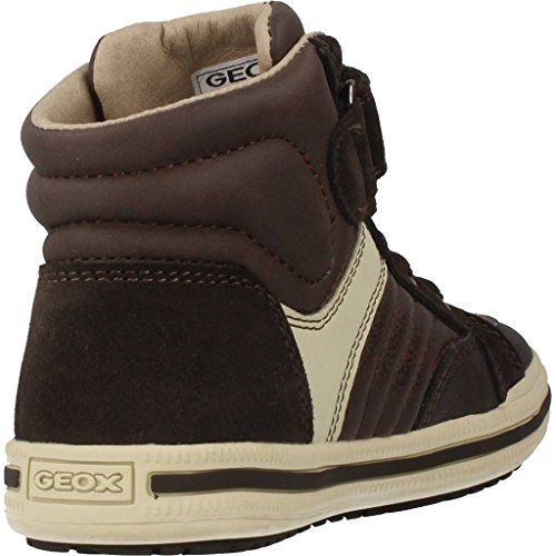 Geox Jungen Jr Elvis A High-Top Br�une