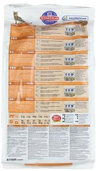 Hill's Science Plan Feline Adulte Santé & Equilibre Nourriture pour Chat 1 à 6 Ans Croquette Thon 2 kg