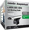 Rameder Komplettsatz, Dachträger WingBar für MERCEDES-BENZ CLA Shooting Brake (114723-13518-2)