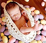 #5: Babymoon Knited Pods Cocoon Baby Photography Props - Baby Swaddle Wraps Blanket