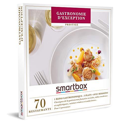 SMARTBOX - Coffret Cadeau Noël Couple - Idée cadeau original : Restaurant...