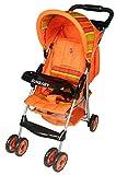 Sunbaby Anabelle Buggy cum Stroller - (Orange)