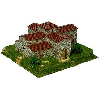 Ceramic Model - San Pedro de la Nave Church, Zamora, Spain