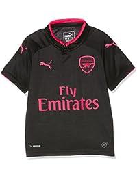 Puma AFC Camiseta de Fútbol, Hombre, Gris, ...