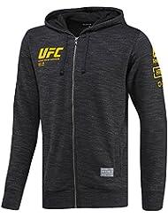 Reebok UFC FG Full-Zip Sweat Hoodie, Homme