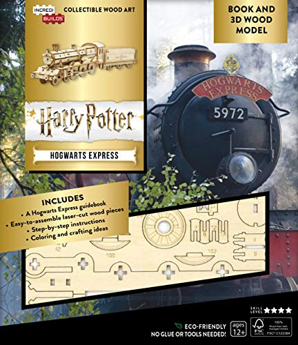 IncrediBuilds: Harry Potter por Insight Editions