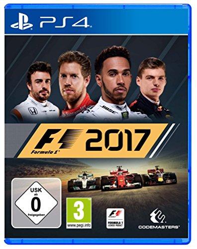 formel eins ps4 F1 2017 [PlayStation 4]