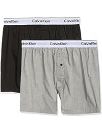 Calvin Klein Herren Boxershorts 2er Pack