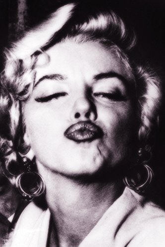 ilyn Monroe Kiss Hot Girl Sexy Woman Poster 13x19 inches ()