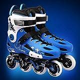 STBB Rollschuhe Slalom Inline Skates Rollschuh Schuhe Slalom Sliding Skating Schuhe