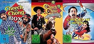 8 Filme - Cheech and Chong – Es raucht gewaltig DVD Box Collection