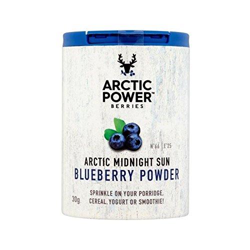 Arktische Macht Beeren 100% Reine Blaubeere Pulver Kleine 30G
