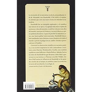 La invención de la naturaleza: El Nuevo Mundo de Alexander von Humboldt (MEMORI
