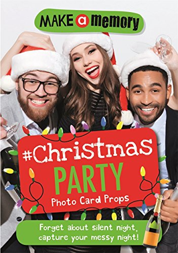 Make a Memory #Christmas Party: 46 photo cards for those epic Christmas party moments