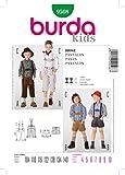 Burda Schnittmuster 9508 Hose,Pantalon,Pants Gr. 104-140