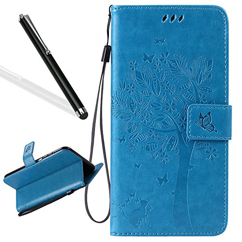 galaxy-j3-2017-leather-casewallet-case-for-samsung-j3-2017leeook-creative-lovely-elegant-retro-blue-
