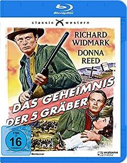 Das Geheimnis der fünf Gräber (Backlash) (Blu-ray)