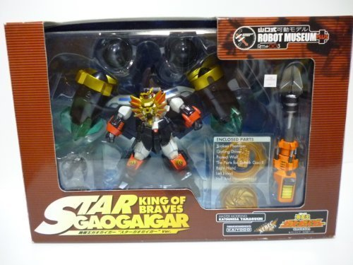 Yamaguchi formula moveable model Brave King Gaogaigar Stars Gaogaigar ver (japan import)