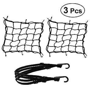 2 pieces filet bagages araign e elastique 40 x 40cm 1 pieces ceinture de. Black Bedroom Furniture Sets. Home Design Ideas