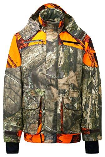 Shooterking Men's Country Blaze Jacke-Cordura/Blaze m, Camouflage