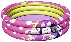 Piscina Hinchable Infantil Bestway Minnie Mouse Ø102x25 cm