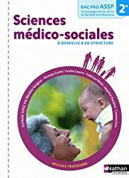 Sciences médico-sociales 2e Bac Pro ASSP