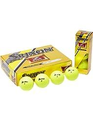 Srixon Z-Star - Balles de golf standard (composite) Couleur: Jaune