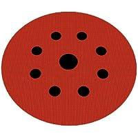 Velcro sostituzione per la Riparazione Platorello Levigatura Ø 125mm 8 Fori - Dischi Velcrato per la Sostituzione e la Riparazione - Autoadesive -DFS