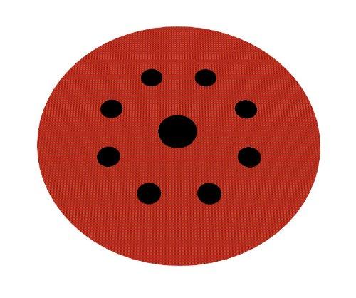 Velcro sostituzione per la Riparazione Platorello Levigatura Ø 115mm 8 Fori - Dischi Velcrato per la Sostituzione e la Riparazione - Autoadesive -DFS