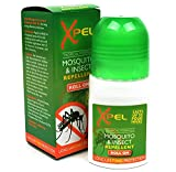 Xpel Mosquito and Insect Repellent Roll On, 75 ml