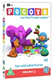 Pocoyo: Volume 3 - Fun And Adventures [DVD]
