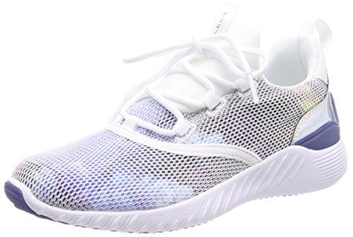 Bugatti Ladies 441393646969 Sneaker White (bianco / Multicolore)