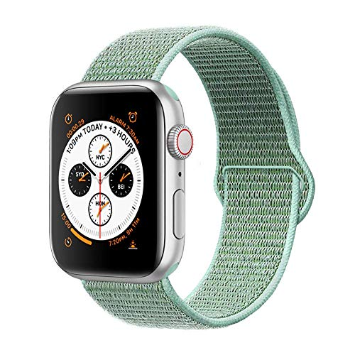 Tervoka Compatible with Apple Watch Correa 44mm 42mm