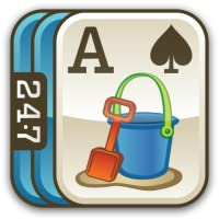 Summer Solitaire - Classic Solitaire, Spider Solitaire, Freecell, and more!