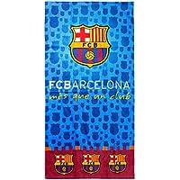 FC Barcelona FCB playa toalla, art. 9084, 70x 140cm, Original licencia oficial