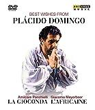 BEST WISHES FROM PLÁCIDO DOMINGO - PONCHIELLI, A.: La Gioconda / MEYERBEER, G.: L'Africaine (3-DVD Box Set) (NTSC)
