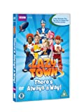 Lazytown - Theres Always a Way [DVD]