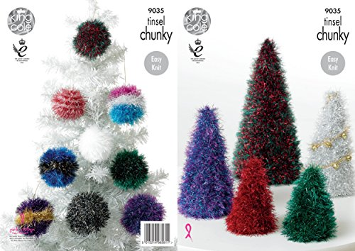 King Cole Knitting Pattern Christmas