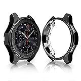 SUPORE Custodia per Gear S3 Frontier SM r760, Protegge dagli Urti e dalla Polvere, Copertura per Samsung Gear S3 Frontier SM r760 Smartwatch