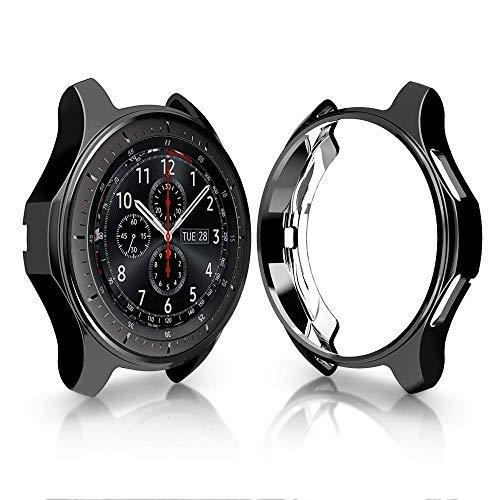 Per gli attrezzi Samsung S3 Orologio Classic R770 R775 TPU SILICONE Morbido Caso Copertura Paraurti