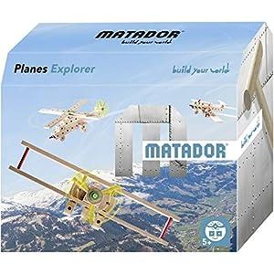 Matador Matador11516 - Kit de construcción de Aviones exploradores