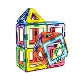 Shinehalo 104PCS Bloques de Construcción Magnéticos Para Niños Creatividad Niño Juguetes Educativos Bloque de Bricolaje Modelo Juguetes Para Niños Regalos de Navidad