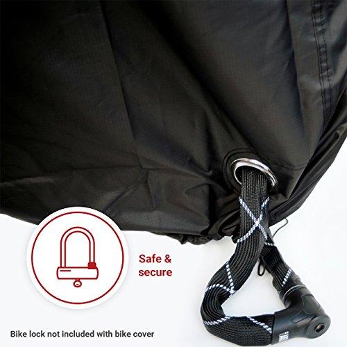 PRO Bike Tool – Abschließbare Fahrradabdeckung - 6