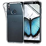 kwmobile HTC U12 Life Hülle - Handyhülle für HTC U12 Life - Handy Case in Transparent