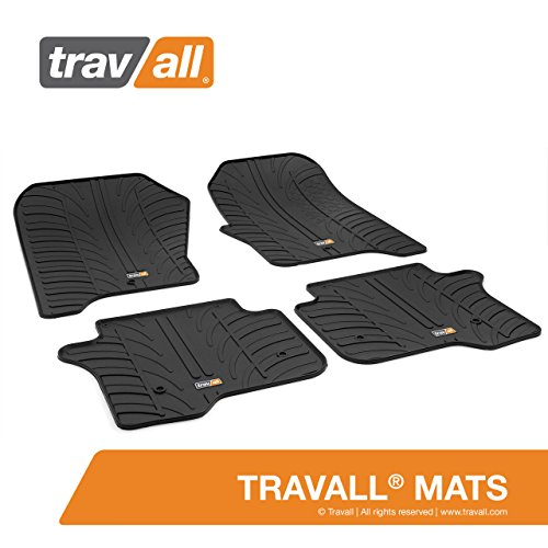 Travall Mats TRM1117R - Vehicle-Specific Rubber Floor Car Mats