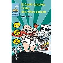 El Capità Calçotets I L'atac Dels Vàters Parlants (Barco de Vapor Azul)